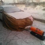 Отогрев автомобиля, прикурить аккумулятор, Новосибирск