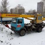 Услуги . Аренда Автокрана Ивановец 14т., Новосибирск