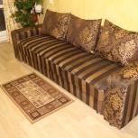 Продам диван с пружинным блоком б/у, Новосибирск