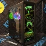 Игровой компьютер Intel Xeon E5-2640 / GTX 1060 / 16GB, Новосибирск
