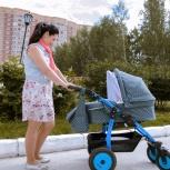 Продам коляску farfello blue line 3 в 1, Новосибирск