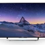 Sony KDL-50W755C. Новый. 50 дюймов. Android TV, Новосибирск