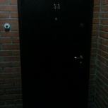 Продам металлическую дверь бу, Новосибирск