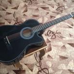 Гитара акустика новая комплект, Новосибирск