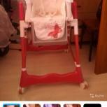 Стол/стул для кормления малышки, Новосибирск