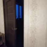 установка дверей входных стальных, межкомнатных деревянных и из шпона, Новосибирск