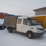 Переезды, грузчики, транспорт, Новосибирск