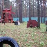 Пейнтбольное снаряжение, Новосибирск