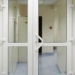 Алюминиевые двери, Новосибирск