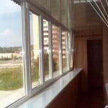 лоджии окна балконы(установка и ремонт), Новосибирск