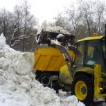 Требуется уборка снега, Новосибирск