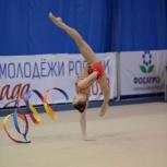 Художественная гимнастика, Новосибирск