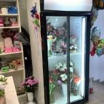 Продам холодильник для цветов, Новосибирск