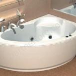 Продам новую акриловую ванну в упаковке, Новосибирск