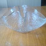 Продам вазу, стекло, Новосибирск
