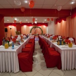 Банкетный зал, кафе, ресторан для свадьбы, юбилея, детского праздника, Новосибирск