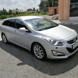 Авто в Аренду Hyundai I40, Новосибирск