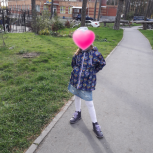 Ветровку для девочки, Новосибирск