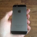 Телефон iPhone 5s 16gb space grey, Новосибирск