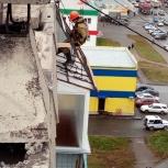 Монтаж скатных крыш. Высотные работы, Новосибирск