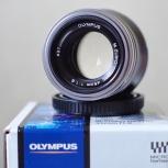 Объектив Olympus 45mm 1.8 (45 мм), по России, Новосибирск