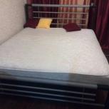 Металлическая кровать, Новосибирск
