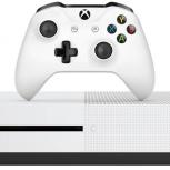 Игровая приставка Microsoft Xbox One S 1Tb White, Новосибирск