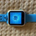 Продам смарт часы (smart watch) детские Q 100, Новосибирск