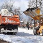 Вывоз мусора, уборка снега, Новосибирск