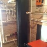 Монтаж систем отопления, водопровода. Сантехник, Новосибирск