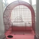 Клетка для небольших птиц, Новосибирск