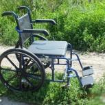 Инвалидная коляска-новая, Новосибирск