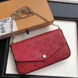 Продам сумочку-клатч - Louis Vuitton Felicie, Новосибирск