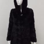 Продам черную норковую шубу, Новосибирск