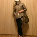 весенняя курточка, Новосибирск
