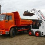 Уборка и вывоз снега . Быстро и качественно, Новосибирск