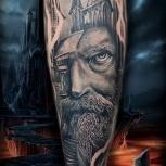 Татуировка  в Новосибирске, Новосибирск