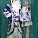 Новогодняя доставка деда мороза и снегурочки!, Новосибирск