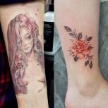 Татуировка, Новосибирск