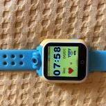 Smart часы детские продам, Новосибирск