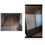 Шкаф-купе + кровать, Новосибирск