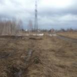 Приму любой грунт без мусора в Пашино, Новосибирск