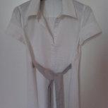 Продам оригинальную, белую блузку, бренд - Jones (Германия)., Новосибирск