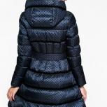 Продам пуховик и вязанное пальто 42-44 не больше, Новосибирск