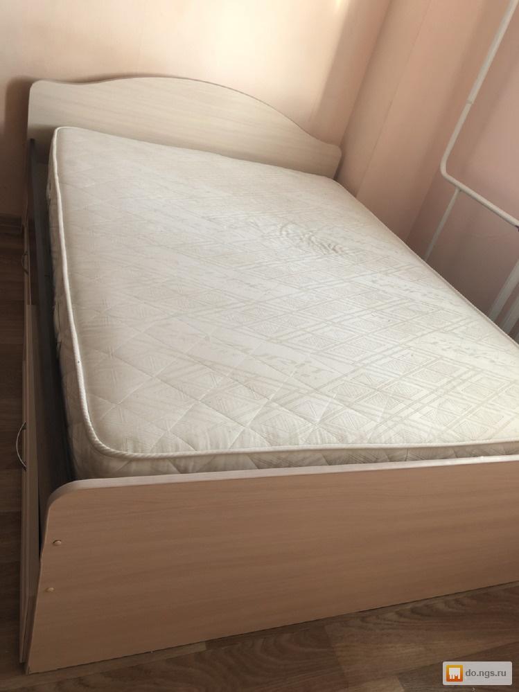 Продажа кроватей с матрасом ортопедическим в новосибирске частные объявления частные объявления по кредитной истории
