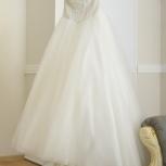 Свадебное платье от американского производителя To be Brade!, Новосибирск