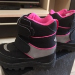 Ботинки на девочку зима р.23-24, Новосибирск