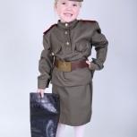Детская военная форма напрокат, Новосибирск