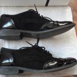 "ботиночки ""Дерби"" 37 размер, Новосибирск"
