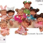 Испанские куклы и пупсы оптом напрямую из Испании, Новосибирск